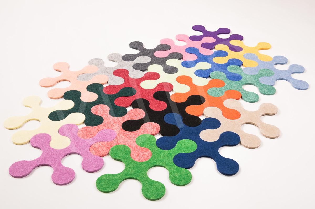Round - Multicolor