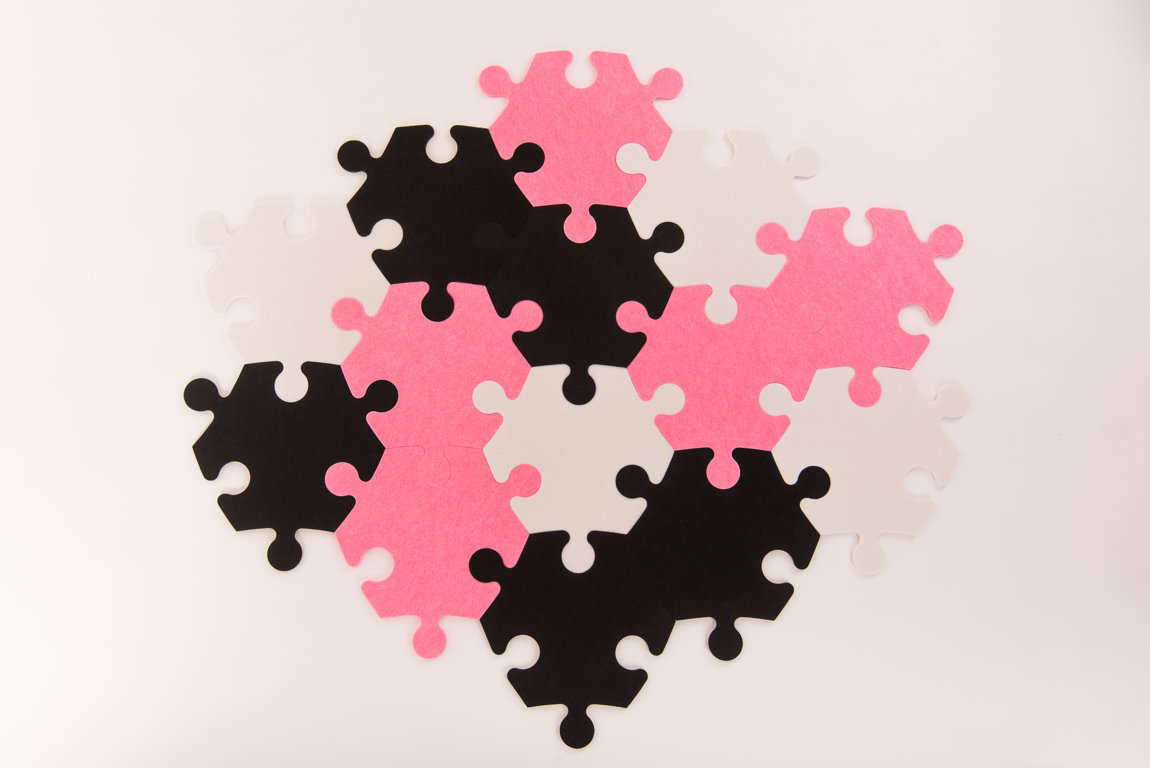 Angular - Pink/black