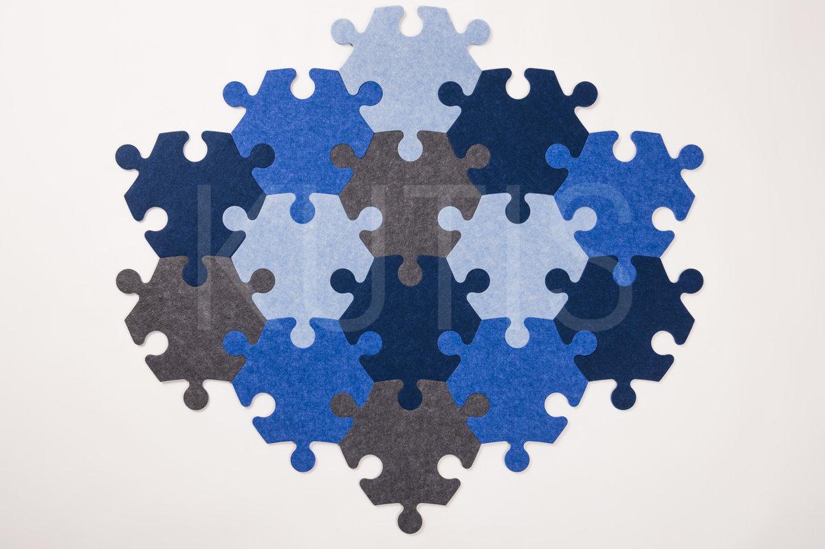 Angular - Blue/grey