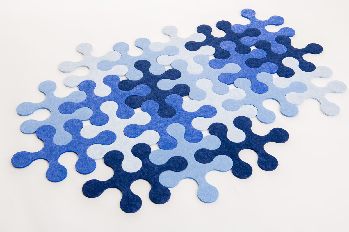 Round - Blue